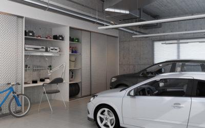 Szafa do garażu